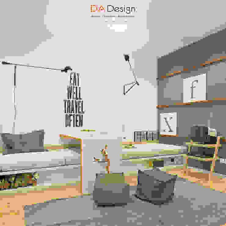 Minimalist Oturma Odası DA-Design Minimalist