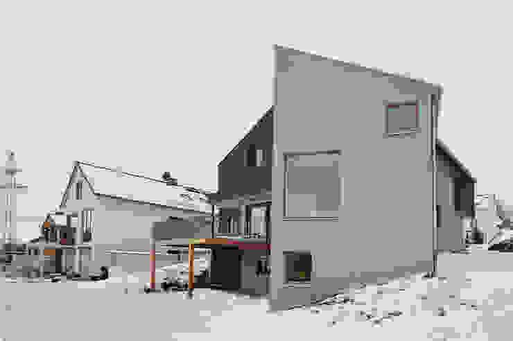 Pakula & Fischer Architekten GmnH Eklektik Pencere & Kapılar