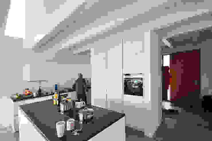 Pakula & Fischer Architekten GmnH Cocinas de estilo ecléctico