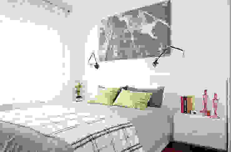 Scandinavian style bedroom by itta estudio Scandinavian