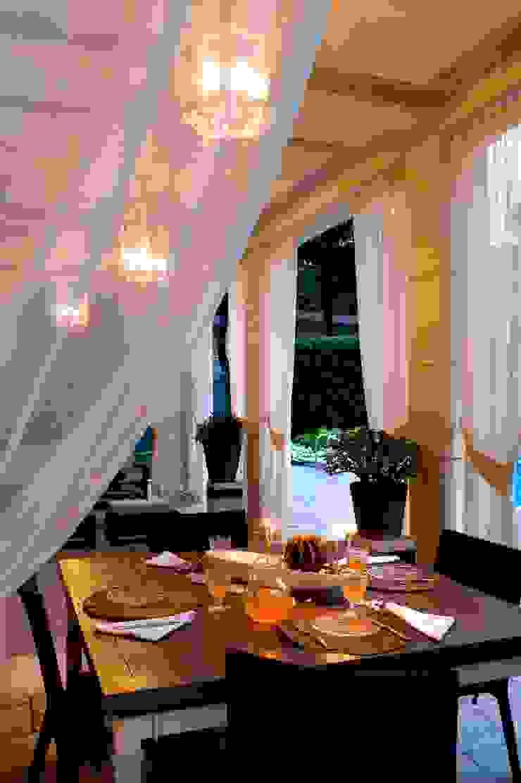 Classic style conservatory by Studio Architettura Carlo Ceresoli Classic