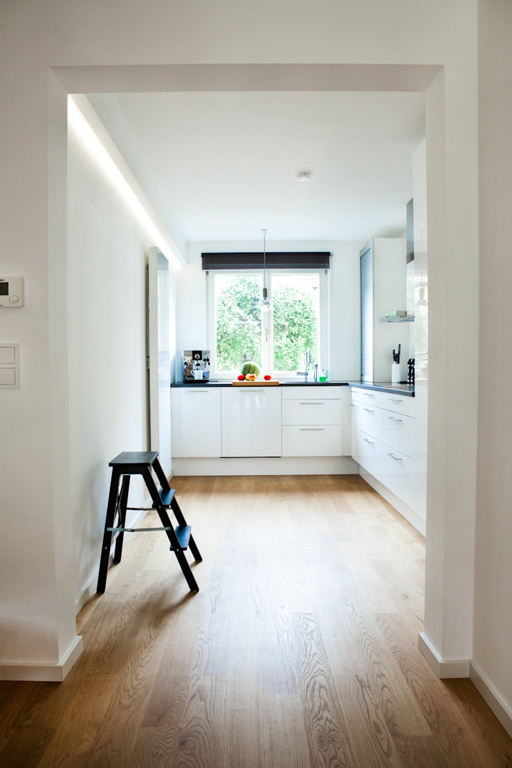 Bettina Wittenberg Innenarchitektur -stylingroom- Cucina moderna