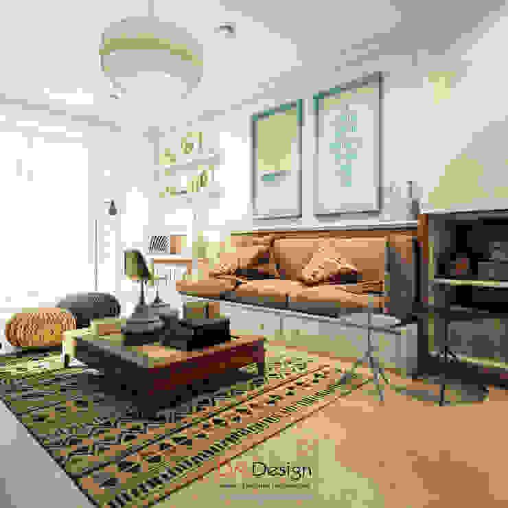 DA-Design Salon colonial