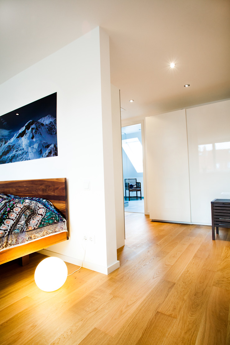Kamar Tidur Modern Oleh Bettina Wittenberg Innenarchitektur -stylingroom- Modern