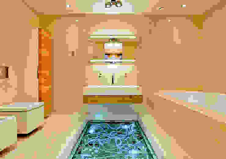 Cанузел Ванная комната в стиле модерн от homify Модерн