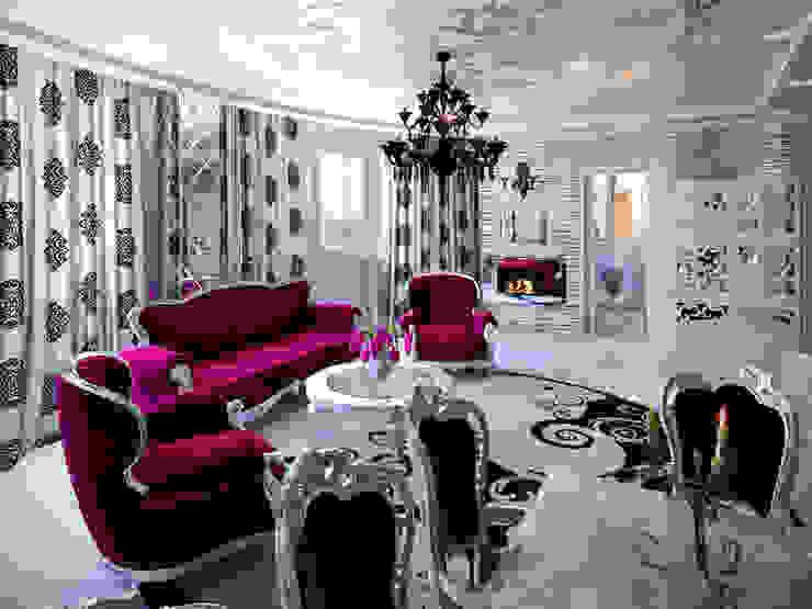 Гостиная Гостиная в классическом стиле от meandr.pro Классический