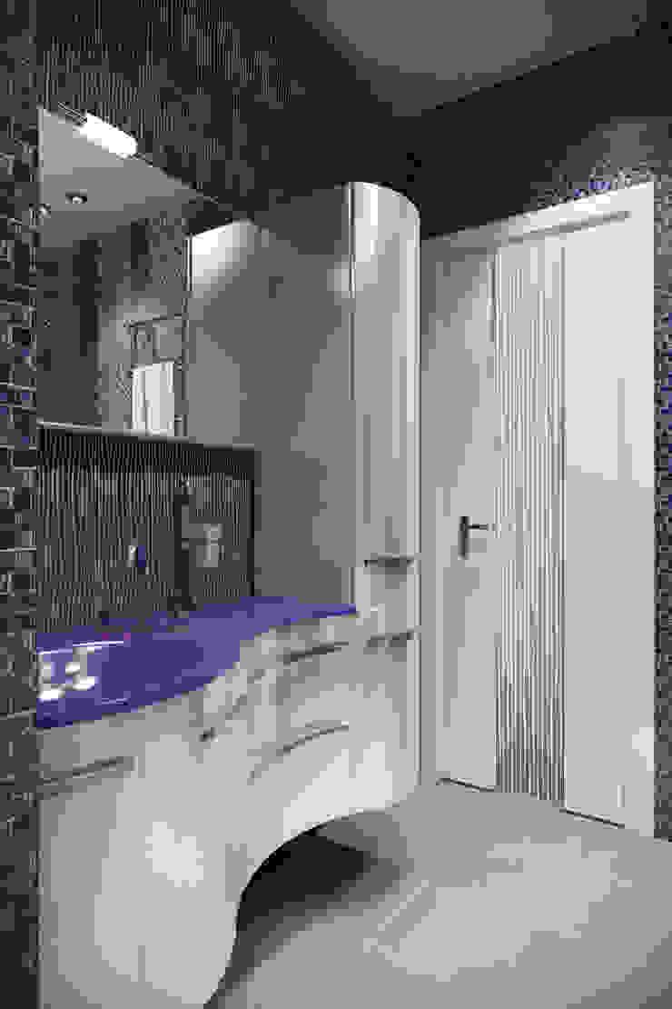 Ванная Ванная в классическом стиле от meandr.pro Классический