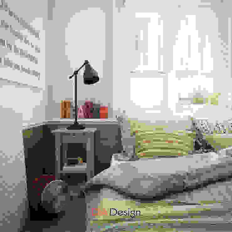 DA-Design Chambre coloniale