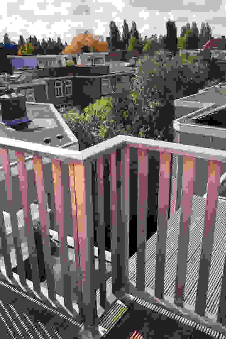 Dakterras.nl project Amsterdam Oud-Zuid Klassieke balkons, veranda's en terrassen van Dakterras.nl Klassiek
