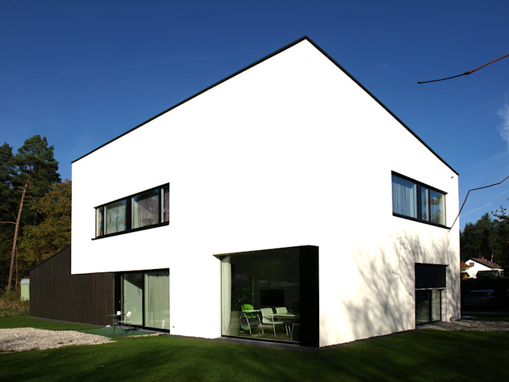 모던스타일 주택 by Viktor Filimonow Architekt in München 모던