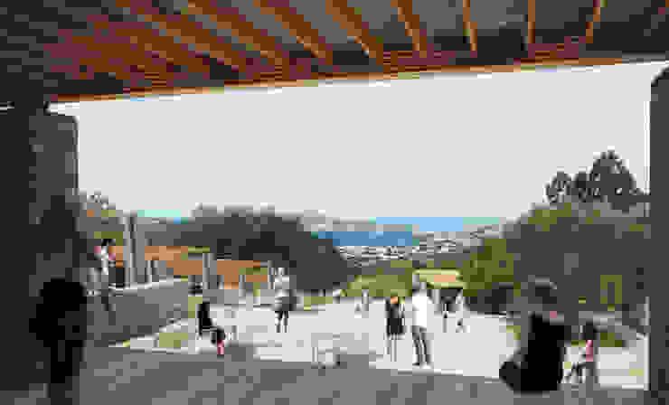 Sandima Village Square Akdeniz Bahçe Atelye 70 Planners & Architects Akdeniz