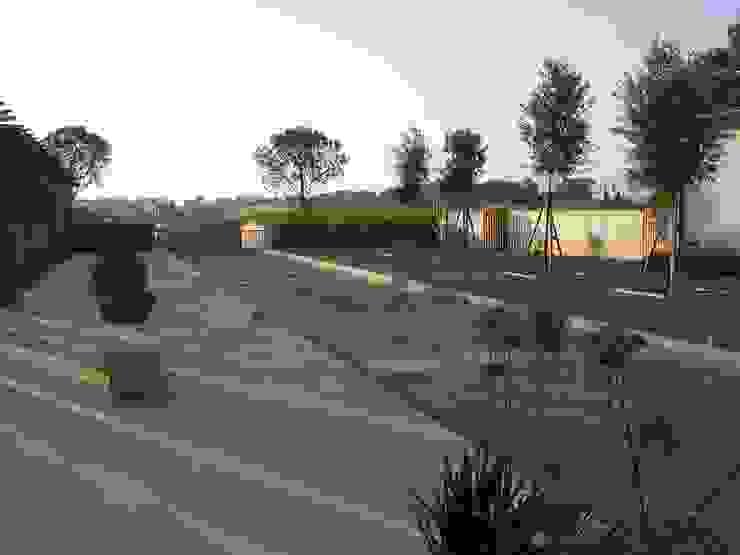 Podere in Pontinia (Latina) Casa rurale di Studio Racheli Architetti Rurale