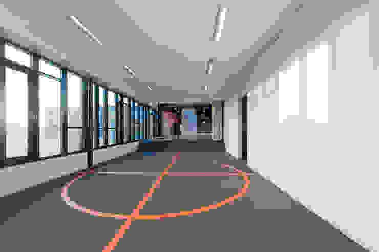 Speellokaal Moderne scholen van Peter van Aarsen Architect Modern