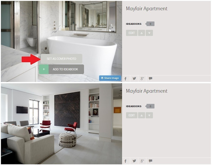 How can I improve my profile visually? by homify UK