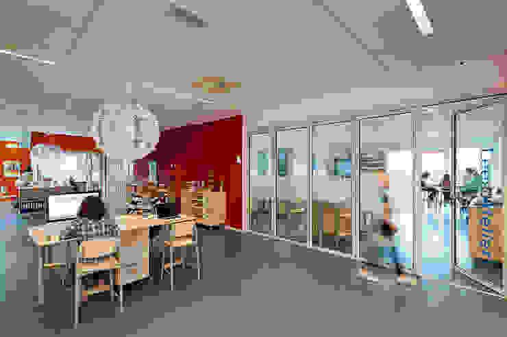 Leerpleinen Moderne scholen van Peter van Aarsen Architect Modern