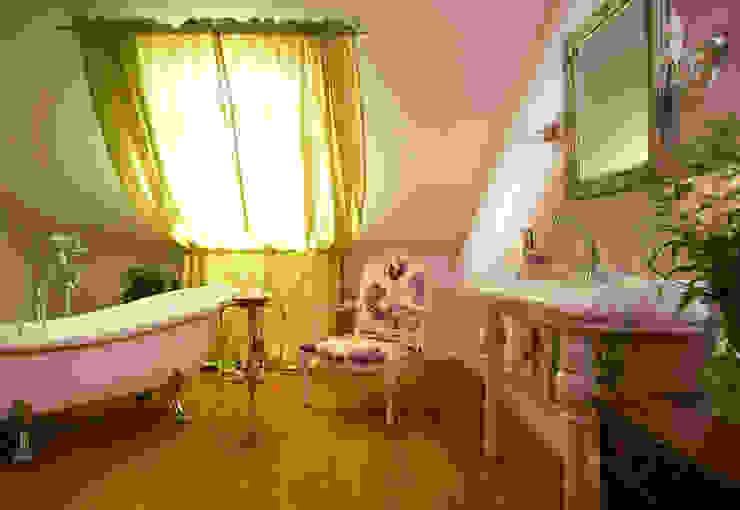 Pracownia Projektowa Poco Design Classic style bathroom