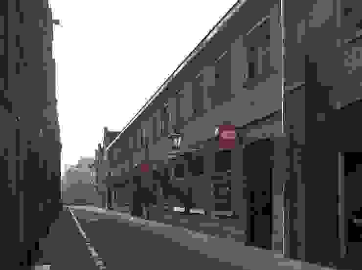 Marktsteeg (Foto: Petra Appelhof) Moderne bars & clubs van Ector Hoogstad Architecten Modern