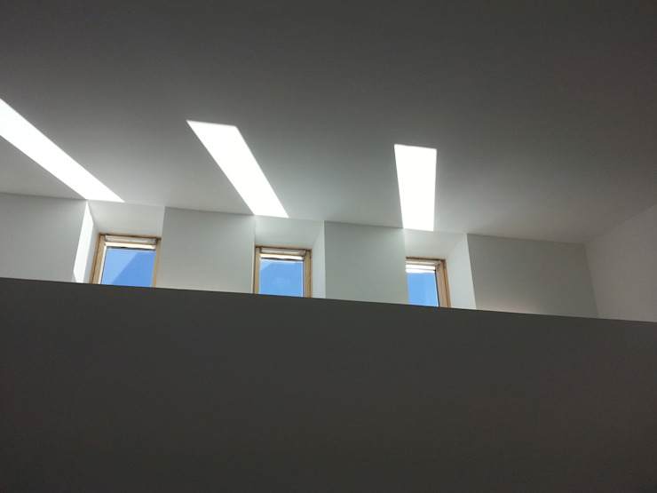 ng-a의  창문, 모던