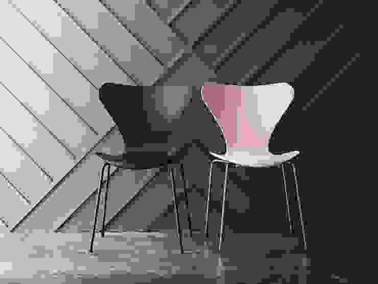 Series 7 Anniversary Edition - Arne Jacobsen de DomésticoShop Escandinavo