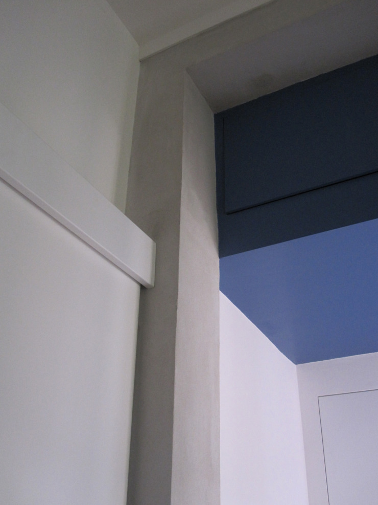 2bn architetti associati Dinding & Lantai Minimalis