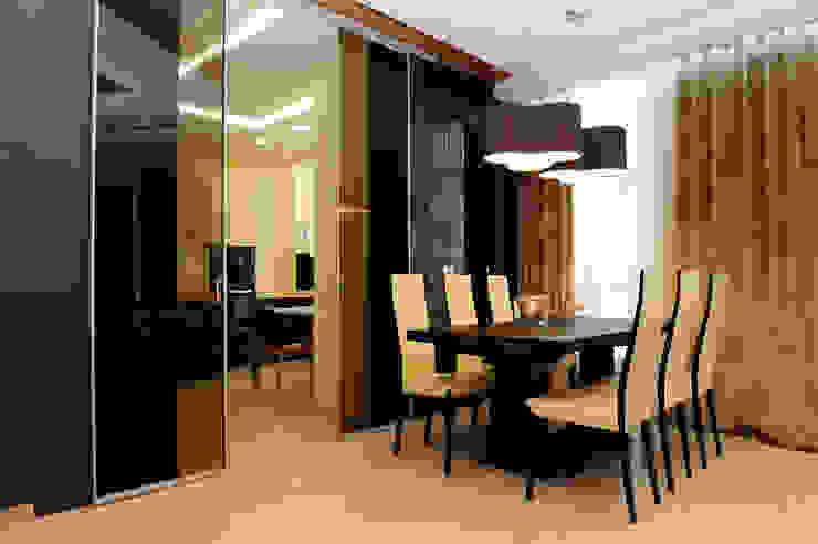 обеденная зона Гостиная в стиле минимализм от pashchak design Минимализм
