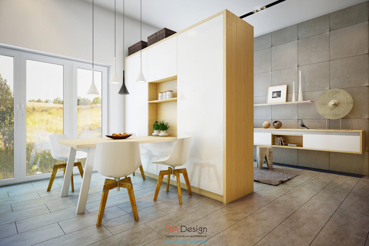 DA-Design Cocinas de estilo minimalista
