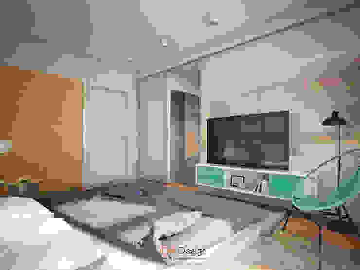 DA-Design Minimalistische Schlafzimmer