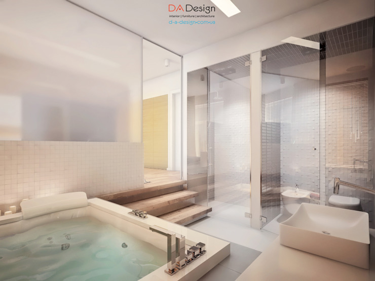 DA-Design Bagno minimalista