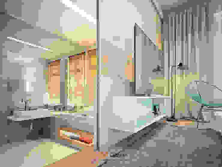 DA-Design Camera da letto minimalista