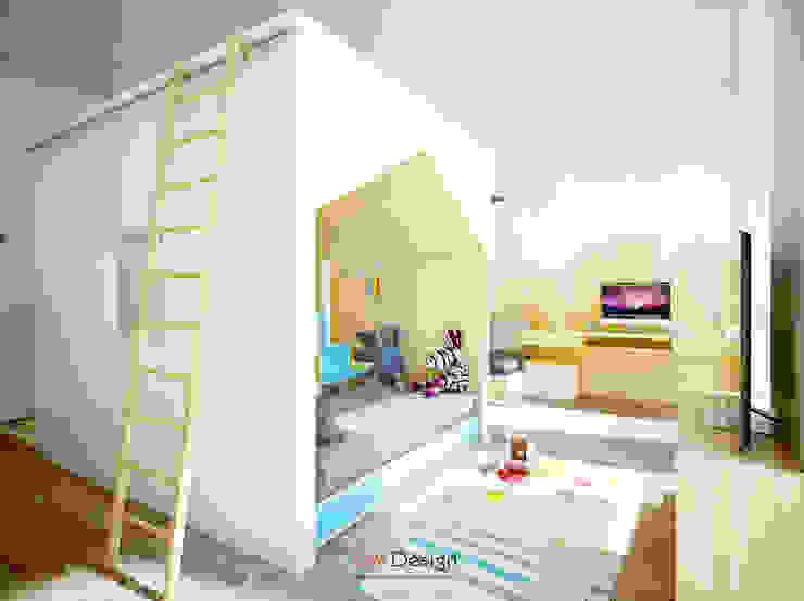 DA-Design Minimalistische Kinderzimmer