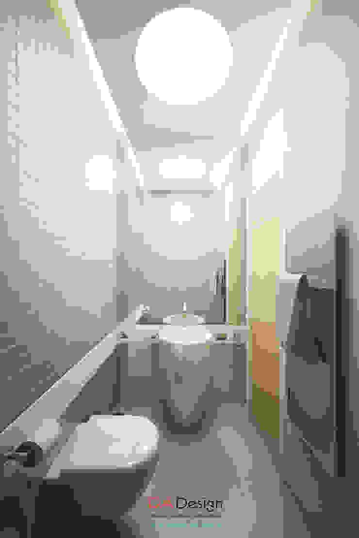 DA-Design Baños de estilo minimalista