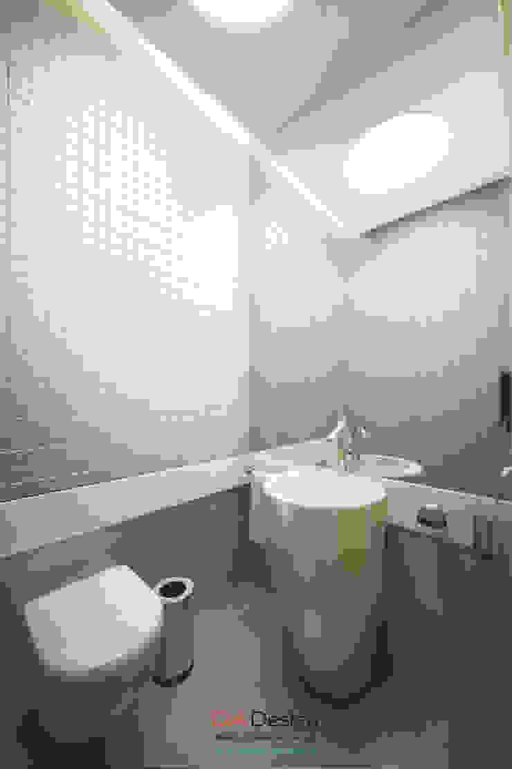 DA-Design Minimalistische Badezimmer