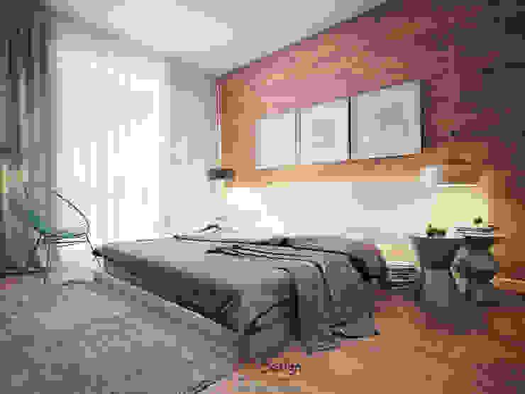 DA-Design Cuartos de estilo minimalista