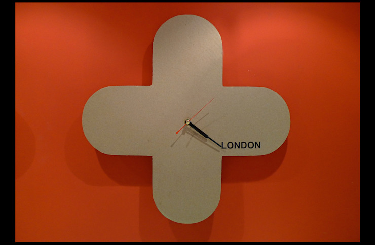 World clocks Modern commercial spaces by wayne maxwell Modern