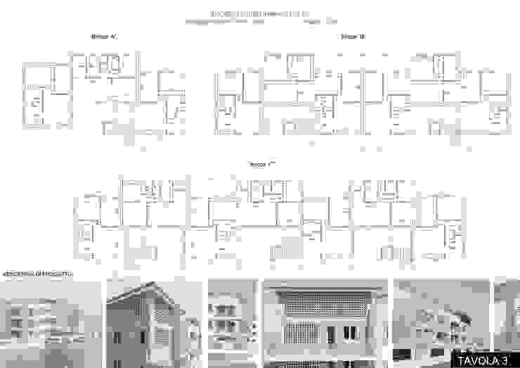 Studio la Piramide Architettura e Urbanistica Maisons modernes