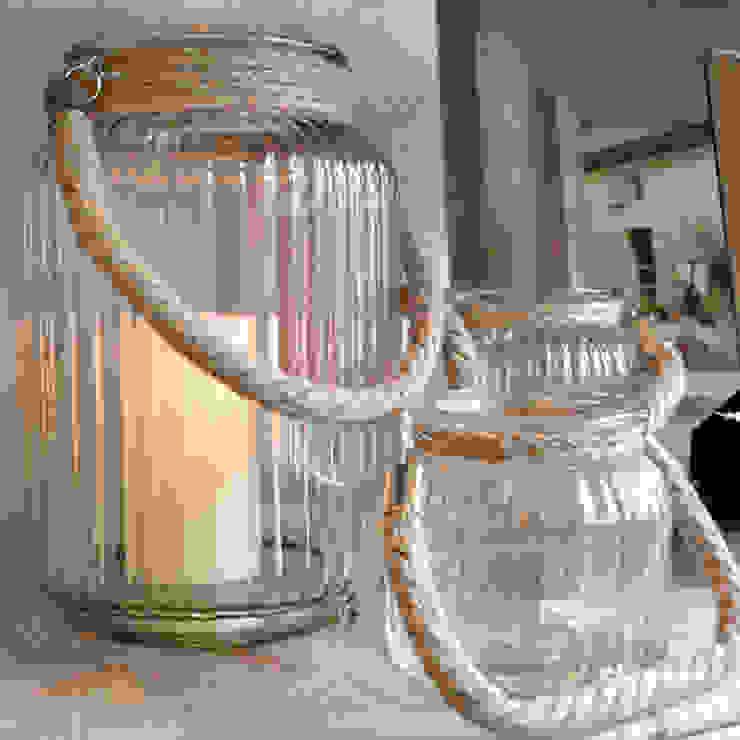 Natural t light holders von Tina Bucknall Skandinavisch