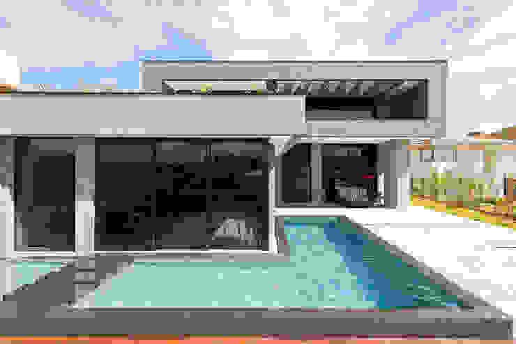 LEDS Arquitetura Casas modernas