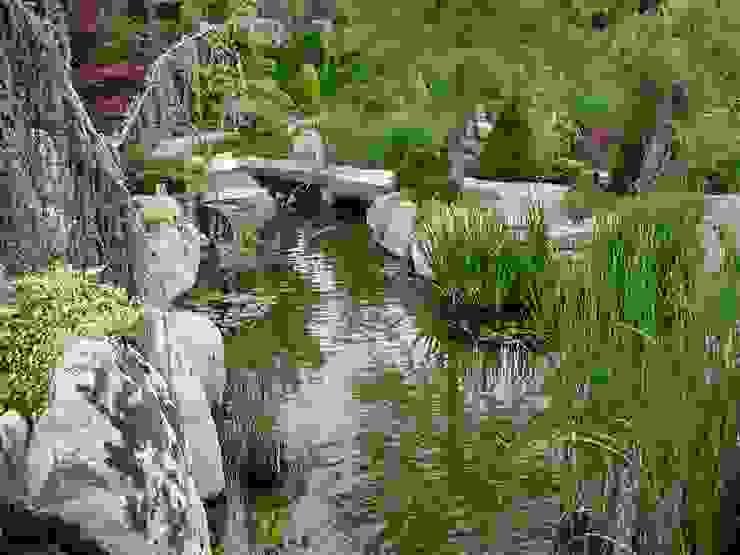 Jardines de estilo  por La ermita de Pozuelo