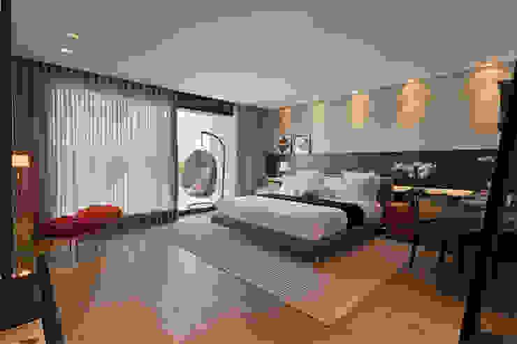 Bedroom by LEDS Arquitetura, Modern