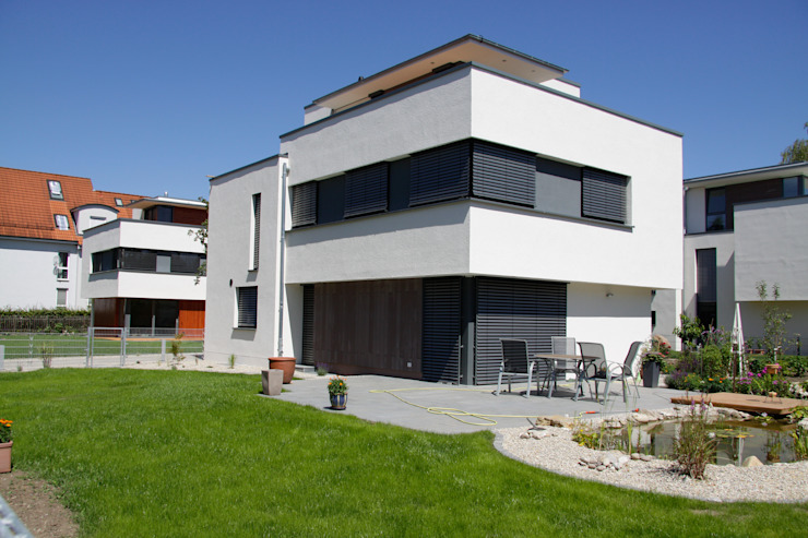 Houses by Scholz&Fuchs Architekten