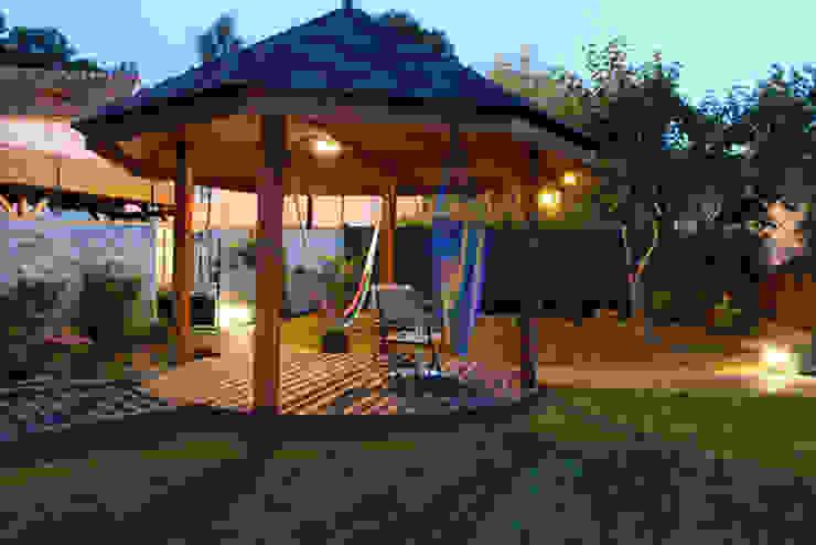 SAS Glenn Tay Paysagiste オリジナルな 庭