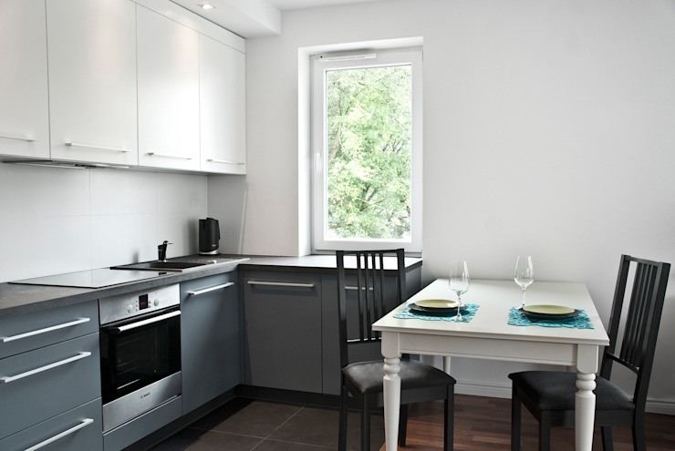 WLC Klasyczna kuchnia od Och_Ach_Concept Klasyczny