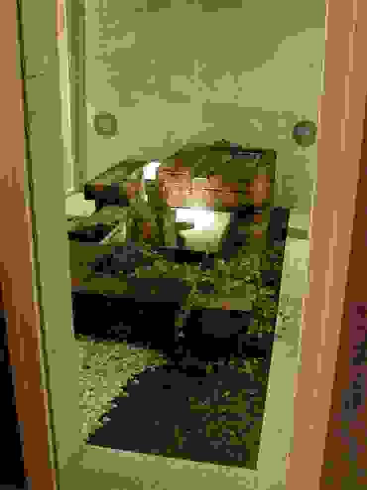 Composiciones y diseños naturales Jardines de estilo rústico de La ermita de Pozuelo Rústico