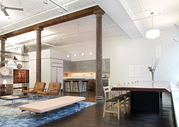 Closets  por Slade Architecture