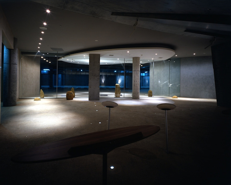 Sapporo media park SPICA by 株式会社 伊坂デザイン工房 Eclectic