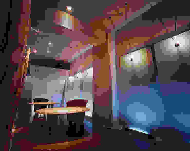 N.CLUB オリジナルなレストラン の 株式会社 伊坂デザイン工房 オリジナル