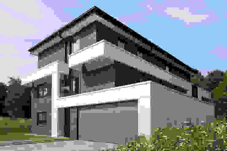 Außenansicht Moderne Häuser von Sökeland-Leimbrink Architektur • Design GmbH Modern