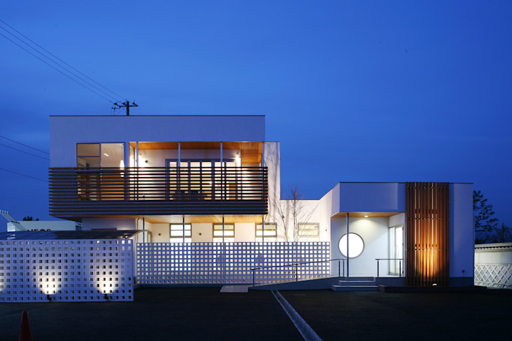 Eclectic style houses by ZOYA Design Office Eclectic