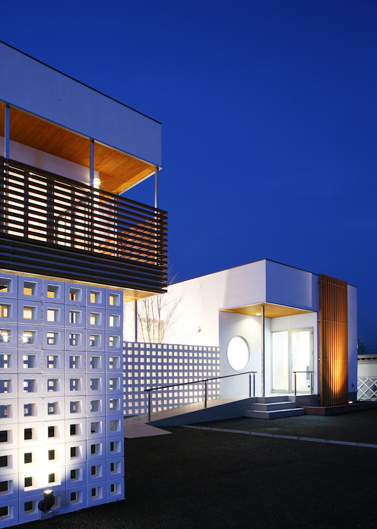 TDC オリジナルな 家 の ZOYA Design Office オリジナル