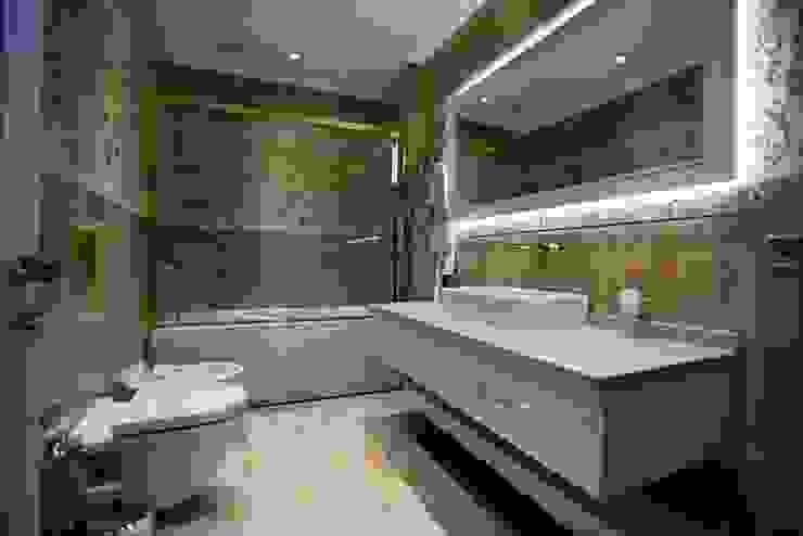 Modern Bathroom by BABA MİMARLIK MÜHENDİSLİK Modern
